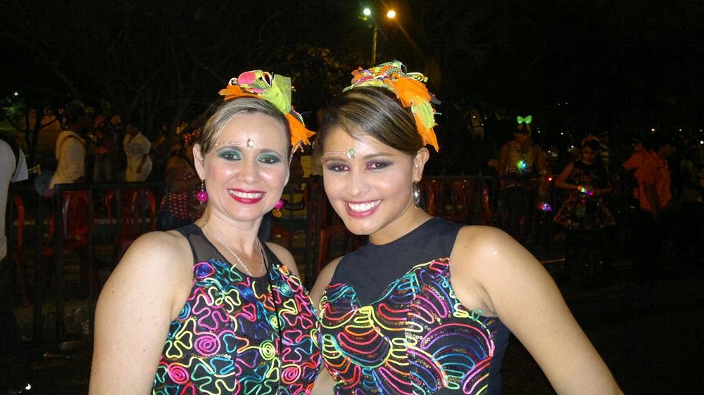danzarinas dos