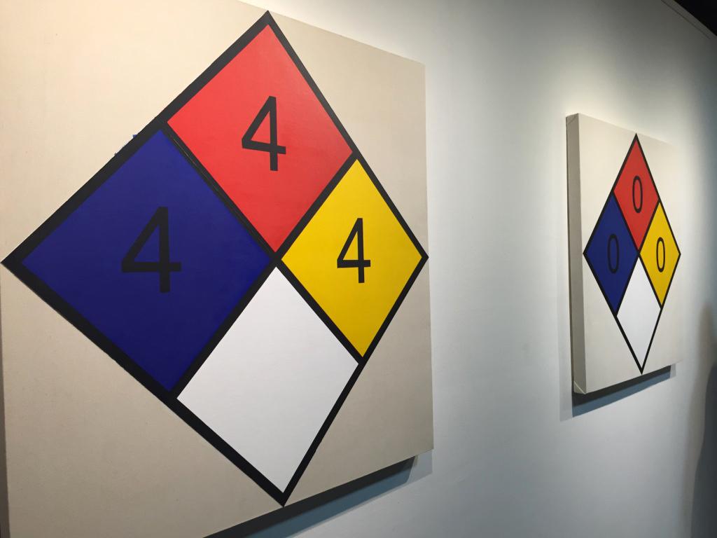 Viviana Troya, pintura 4-4/0-0