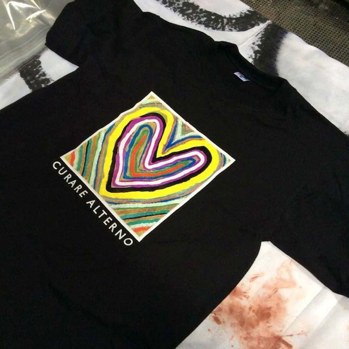 Camiseta de Curare