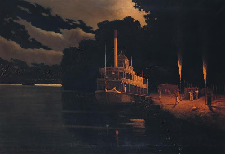 ferroni-giovanni-vapor-a-orillas-del-rio-magdalena