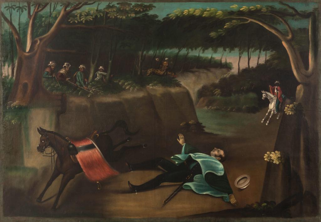 la-muerte-de-sucre-pedro-jose-figueroa-oleo-sobre-tela-139-5-x-200-cm-1835